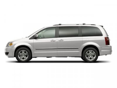 2010 Dodge Grand Caravan SXT (Stone White)