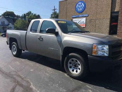 Used 2012 Chevrolet Silverado 1500 Crew Cab for sale