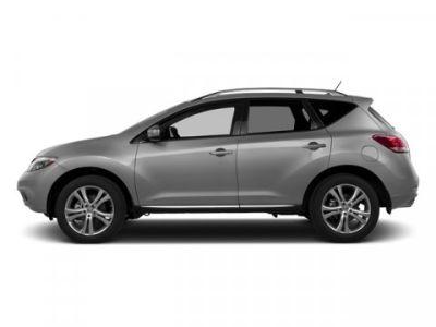 2014 Nissan Murano SL (Brilliant Silver Metallic)