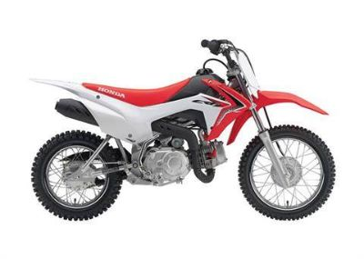 2018 Honda CRF110F Competition/Off Road Motorcycles Bessemer, AL