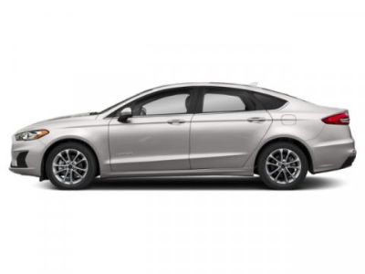 2019 Ford Fusion Hybrid SE (White Platinum Metallic Tri-Coat)