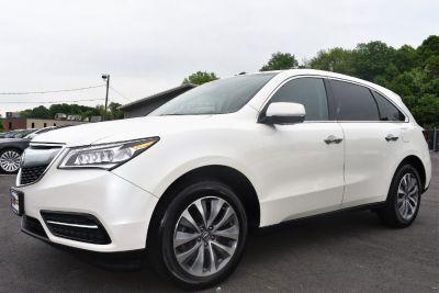 2015 Acura MDX SH-AWD 4dr Tech Pkg (White Diamond Pearl)