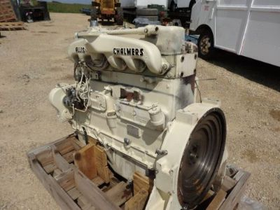 Sell ac allis chalmers marine diesel engine power plant inboard motor 10000 motorcycle in Stoddard, Wisconsin, United States, for US $5,995.00