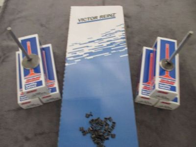 Sell Ford 2.3L SOHC 8 Valve Ranger Head Gasket Set-Valves-Valve Locks 1977-79 motorcycle in Tampa, Florida, United States, for US $132.99