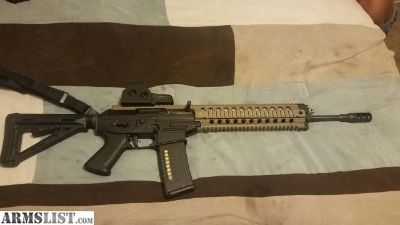 For Sale: Sig Sauer 5.56