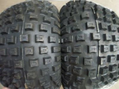 Buy THREE 16/8-7, 16/8X7, 16/8.00-7, 16/8.00X7 ATV HONDA Knobby Four Wheeler Tires motorcycle in Dyersburg, Tennessee, United States