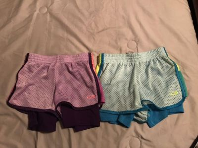 Champion duo dry active shorts size 7/8