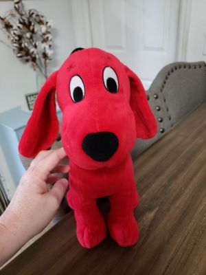 Super Cute Clifford The Big Red Dog. Excellent Condition