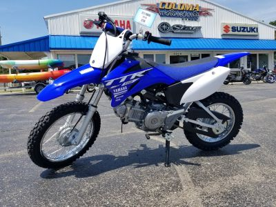 2018 Yamaha TT-R110E Competition/Off Road Motorcycles Coloma, MI