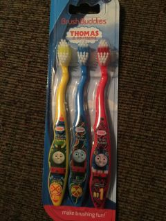 NEW - Thomas the Train toothbrushes