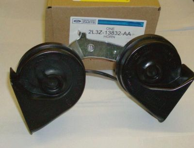 Find Ford F150 Expedition Lincoln Navigator Horn Bracket Set New OEM 2L3Z 13832 AA motorcycle in Duluth, Georgia, US, for US $64.99