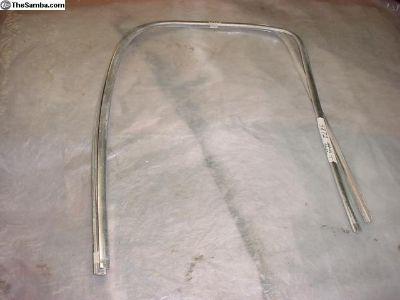 Used Rear Windows Aluminum Trim T