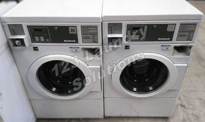 Heavy Duty Huebsch Horizon Washer SWFB71WN 120v 60Hz 9.8AMPS Used