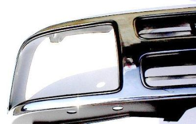 Purchase CHROME GRILLE 94 95 96 97 S10 BLAZER S-10 NEW 1994-1997 motorcycle in Saint Paul, Minnesota, US, for US $108.75
