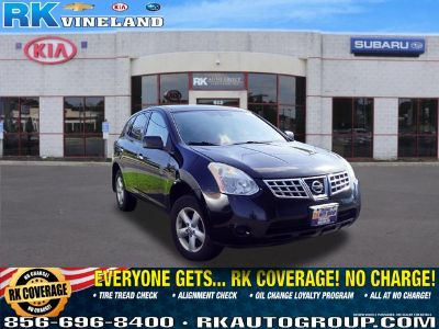 2010 Nissan Rogue S (Wicked Black)