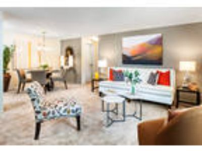 Village Green Apartments - One BR w/ Large Living Room