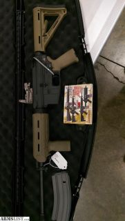 For Sale: Bushmaster C15