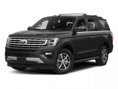 2018 Ford Expedition XLT (White Plat Met Tri Coat)
