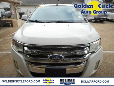2011 Ford Edge SEL (White)