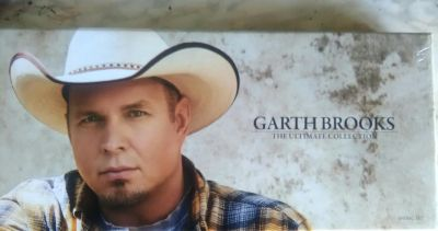 Garth Brooks the ultimate collection