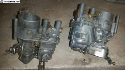 Solex 32 PDIS Carbs used free ship 2 carbs