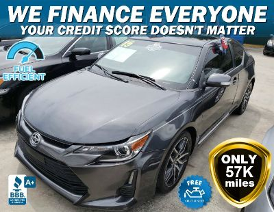 2015 Scion tC Base (Gray)