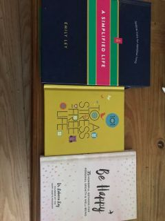 Collection of self help books