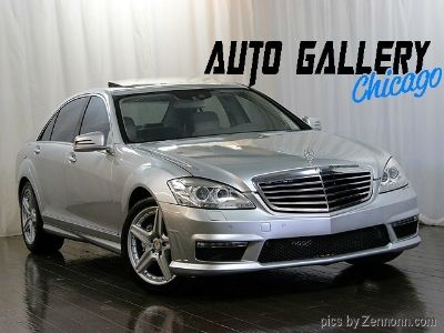 2011 Mercedes-Benz S-Class 4dr Sdn S550 RWD
