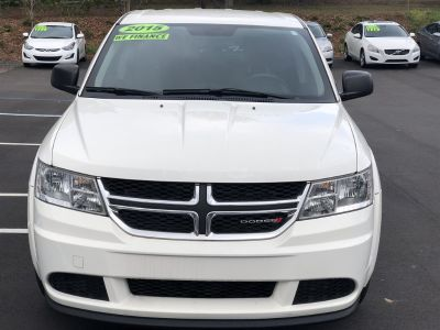 2015 Dodge Journey SE (White)