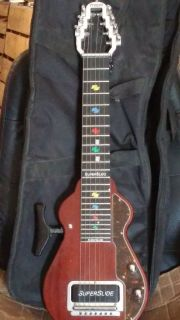 MSA lap steel guitar  $1,285 obo