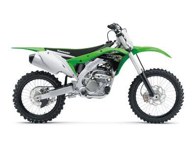 2018 Kawasaki KX 250F Motocross Motorcycles Elyria, OH