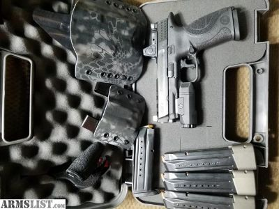 For Sale: S&W M&P9 Ported.