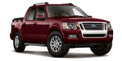 2008 Ford Explorer Sport Trac Limited (Vapor Silver Metallic)