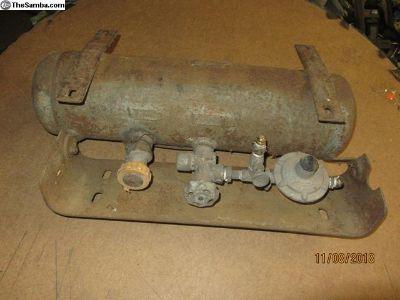 westy propane tank
