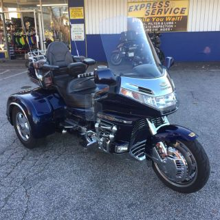2000 CSC Gold Wing Trikes Phillipston, MA