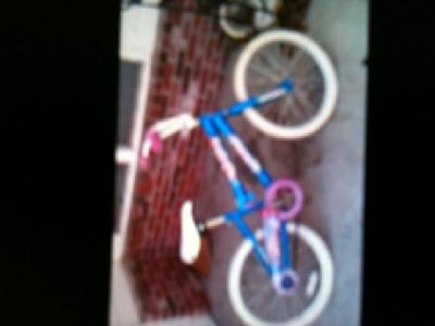 $15 girls bicycle