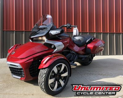 2017 Can-Am Spyder F3-T SE6 Trikes Motorcycles Tyrone, PA