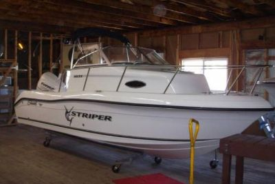 2007 Seaswirl 1851 Striper