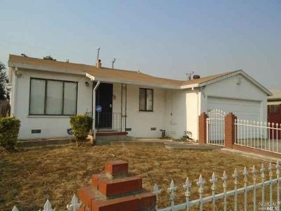 115 Sawyer Street Vallejo, Great HUD Opportunity; Three BR