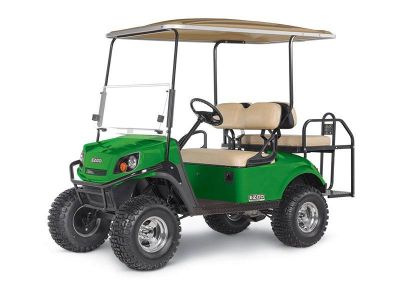 2018 E-Z-Go Express S4 Electric High Output Golf Golf Carts Gaylord, MI