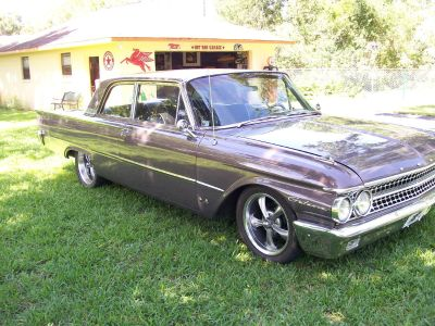 1961 ford galaxie beauiftul may trade
