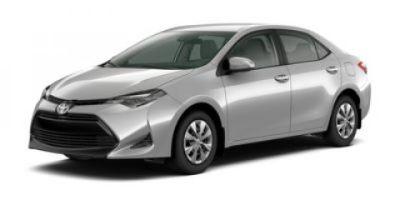 2018 Toyota Corolla L (Silver)