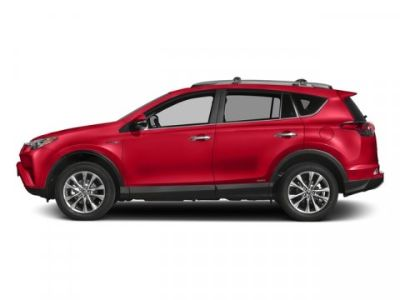 2018 Toyota RAV4 Hybrid Limited (Ruby Flare Pearl)