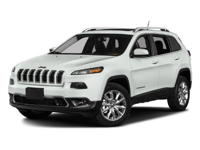 2016 Jeep Cherokee Limited (Billet Silver Metallic Clearcoat)