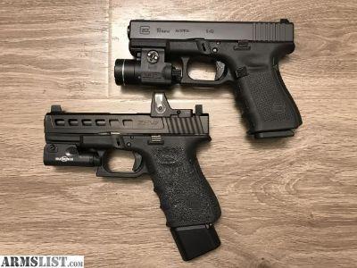 For Trade: Zev glock 19 or Gen 4 for G19 Gen 5