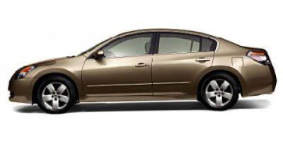 2007 Nissan Altima 2.5 (Black)