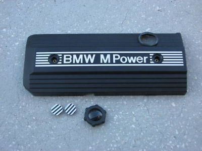 Purchase BMW M Power Engine Cover Kit E85 Z4 3.0 2.5 E39 528 530 Includes ///M Oil Cap motorcycle in Orlando, Florida, United States, for US $299.99