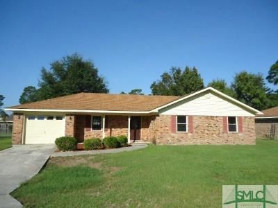 3 Bed 2 Bath Foreclosure Property in Hinesville, GA 31313 - Slade St