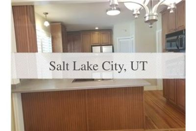 Salt Lake City, Great Location, 3 bedroom House. Washer/Dryer Hookups!