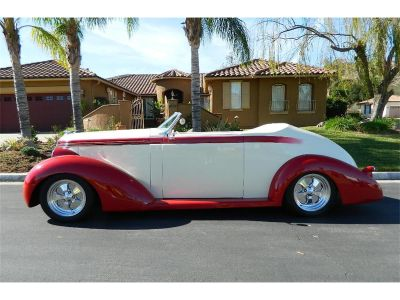 1936 Studebaker Custom